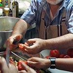 Shaykh Taner Ansari cooking